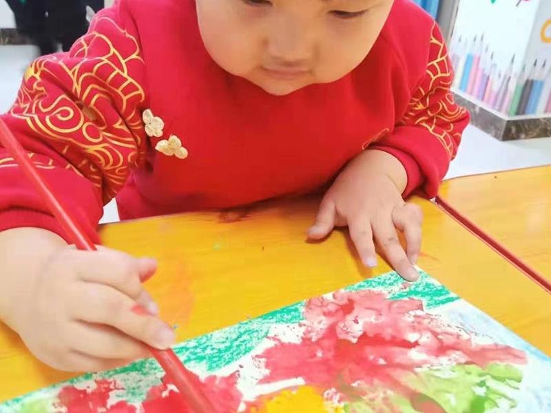 儿童美术练习