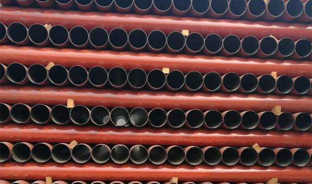 柔性铸铁排水管批发