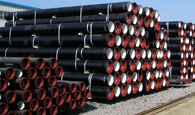 球墨铸铁管多少钱一吨
