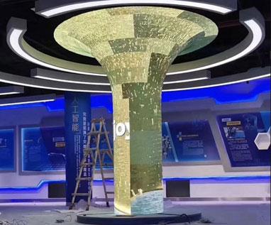 世界樹LED顯示屏