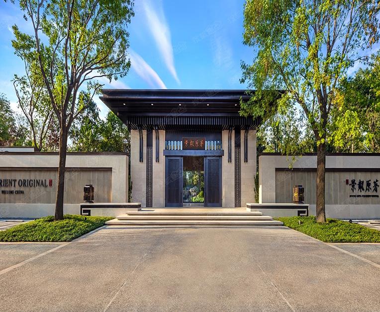 北京景粼原著