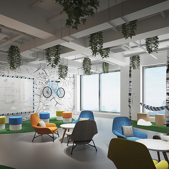 办公环境策划设计