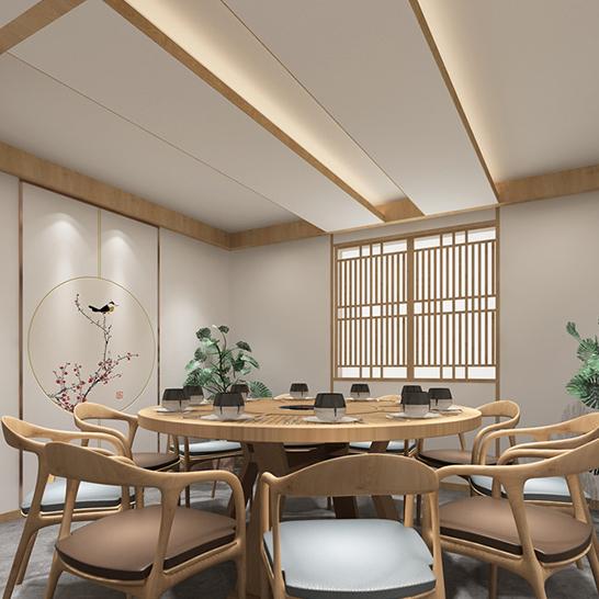 广州云色装饰设计十八艺野生菌特色主题餐厅