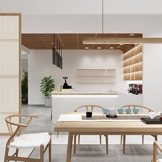 半舍设计-共享茶空间