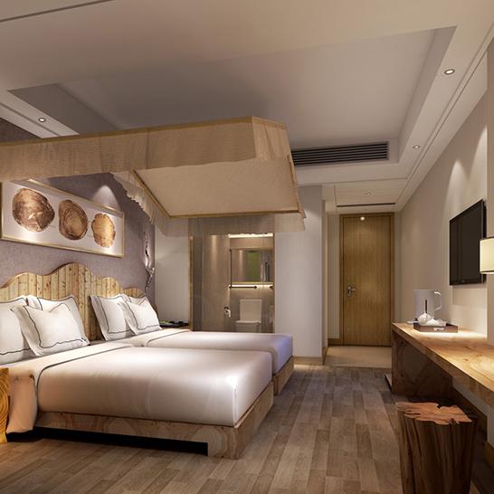 酒店客房 空间 室内设计 苏州知形空间设计