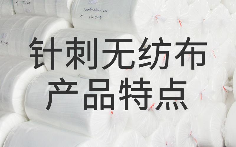 常熟滨特尔针刺无纺布的产品特点