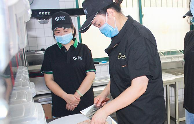 韩式炸鸡料理培训
