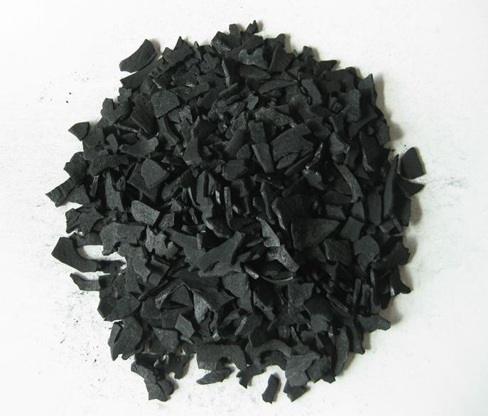 活性炭是净水行业中使用较多的吸附材料