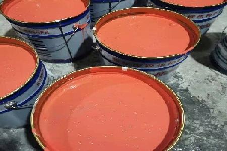 红色超薄型防火涂料