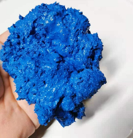 薄型蓝色防火涂料