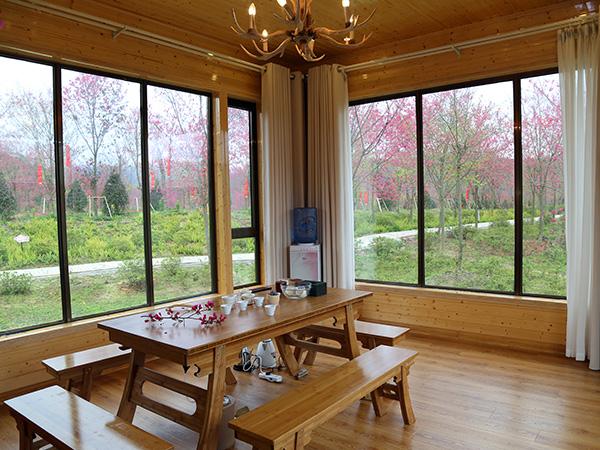 福州重型木屋和轻型木屋有哪些不同?