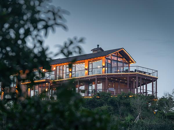 福州木结构房屋的主要结构形式有哪些分类?