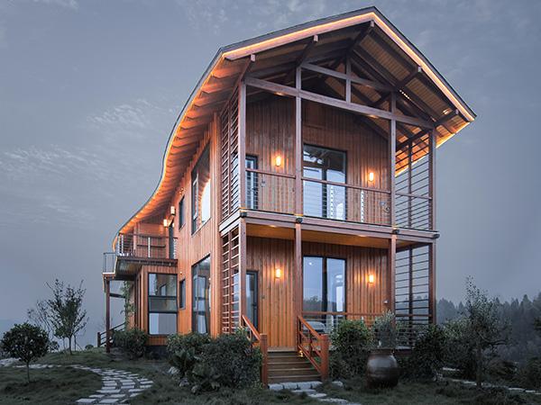 福建木结构别墅防滑环氧地坪漆做法有哪些呢?