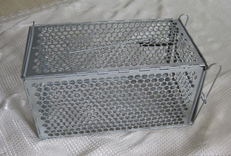 折叠式鼠笼2