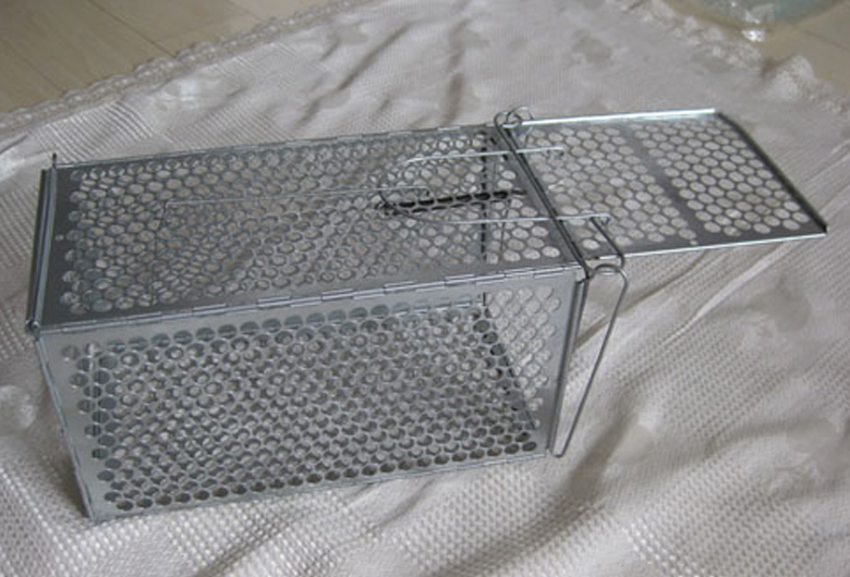 折叠式鼠笼1