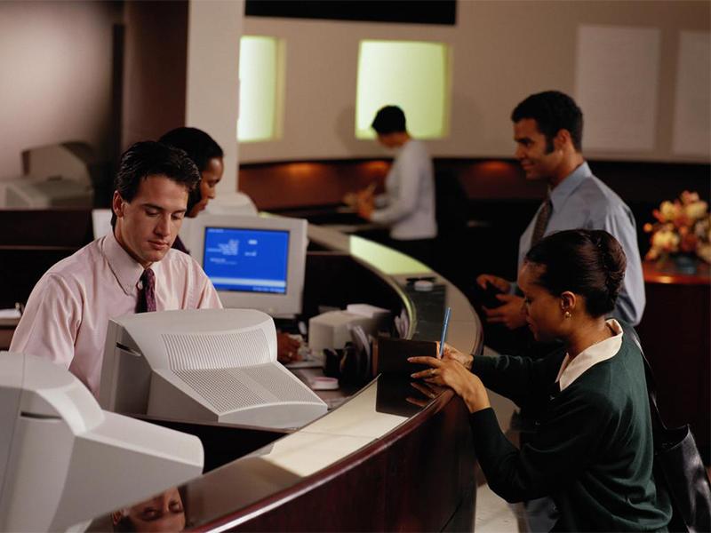 金融行业星级服务