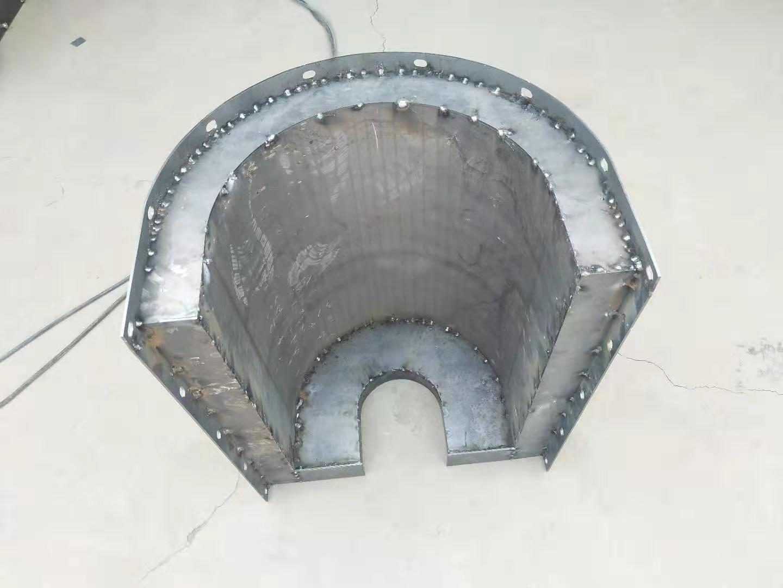 流水槽钢模具