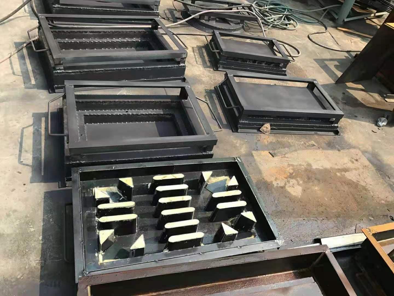 排污水篦子钢模具