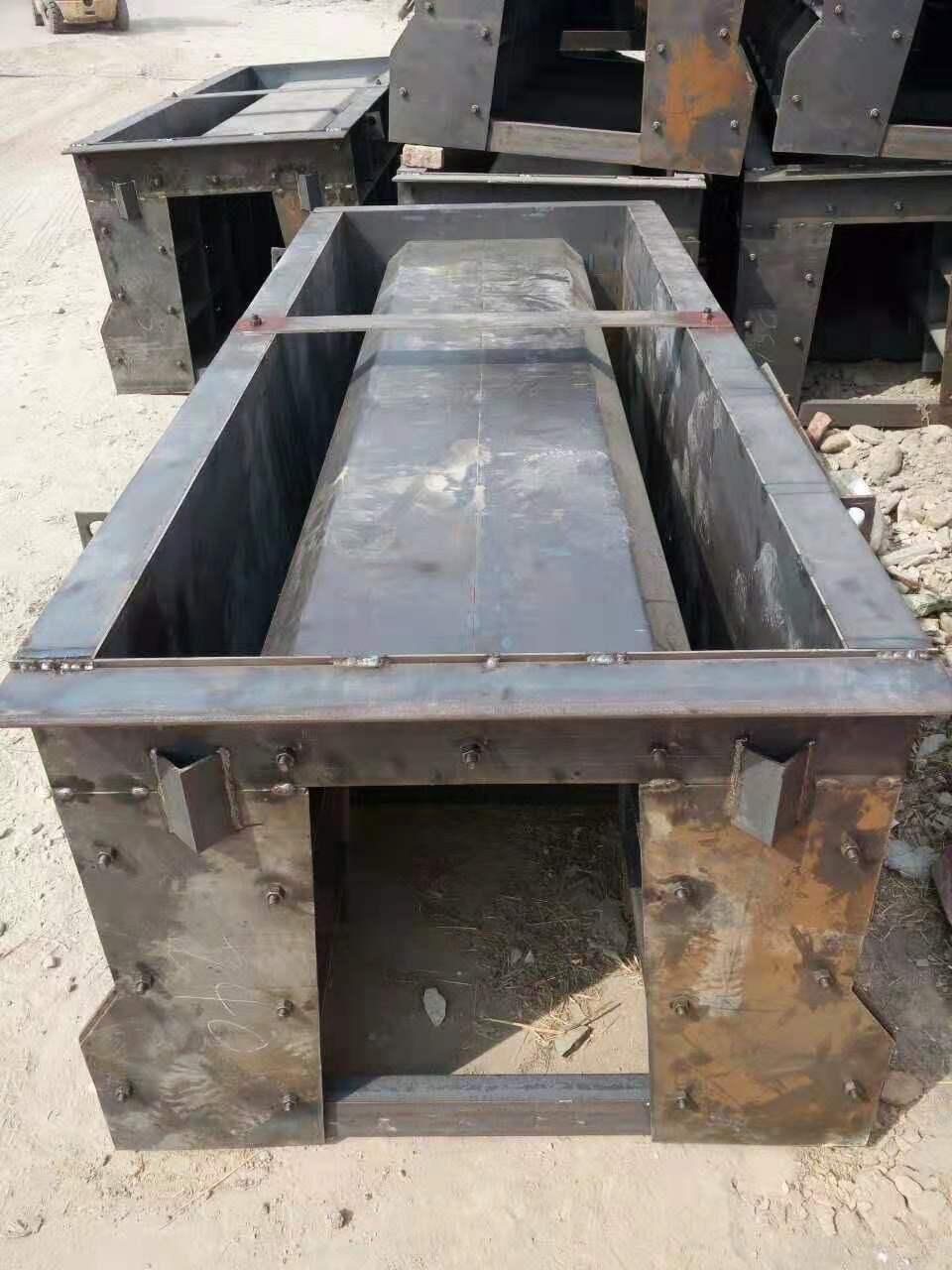水渠流水槽钢模具