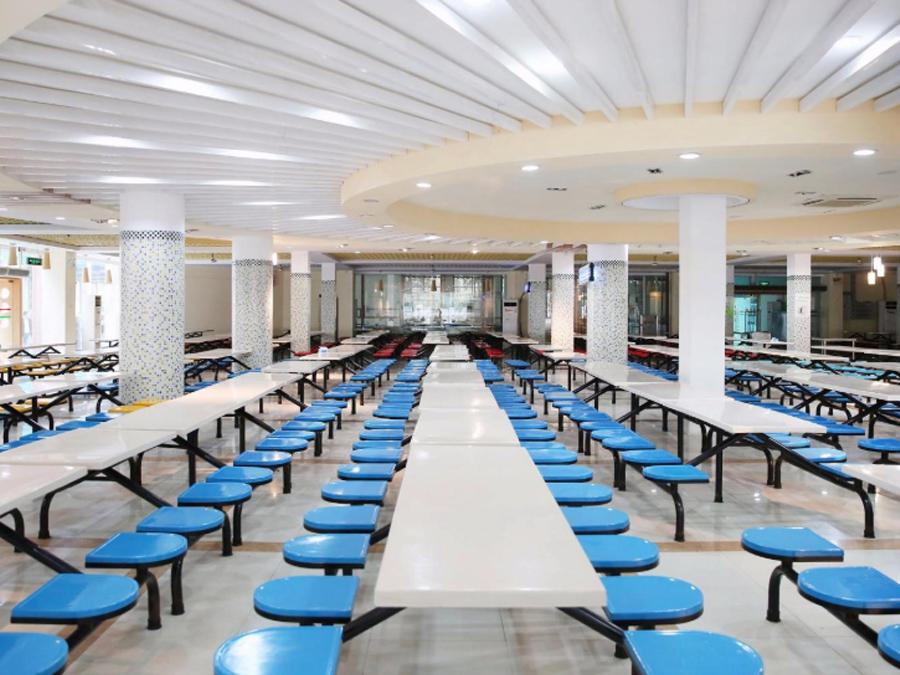 单位学校餐厅