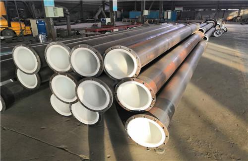 你知道钢衬塑管的特点有哪些吗?