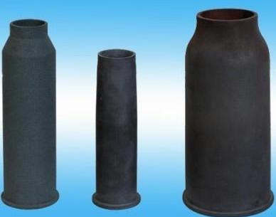 重庆钢衬碳化硅管