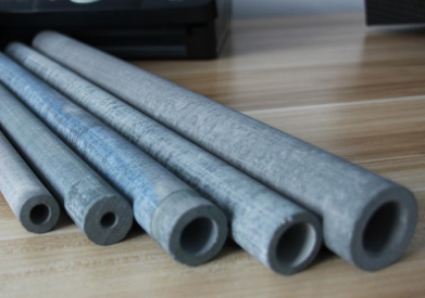 河南钢衬碳化硅管