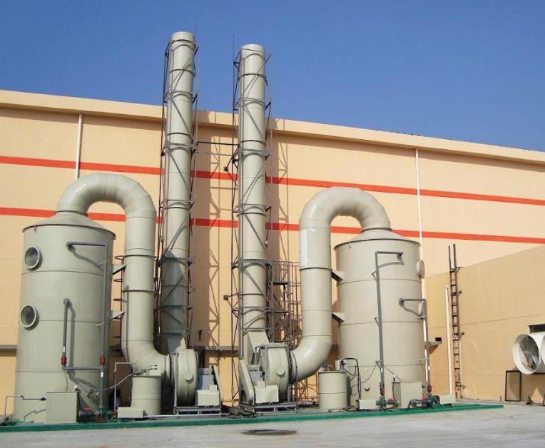 福州厂房排风:通风管道工程实施中的避让原则