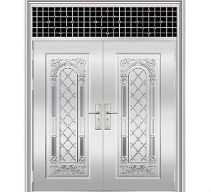 不锈钢 防盗门