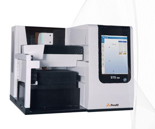 多功能热脱附系统STD660
