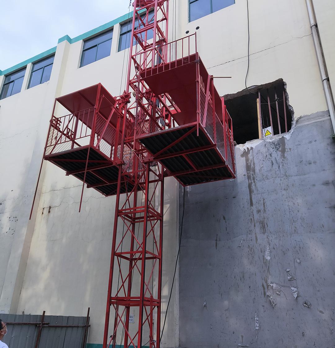 潍坊施工电梯