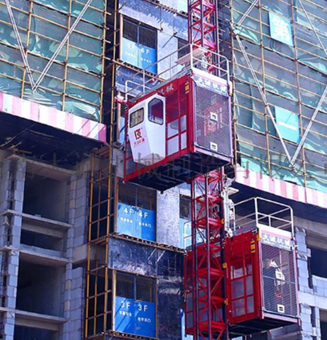 潍坊双华塔吊施工电梯租赁企业发展前景和面临的问题