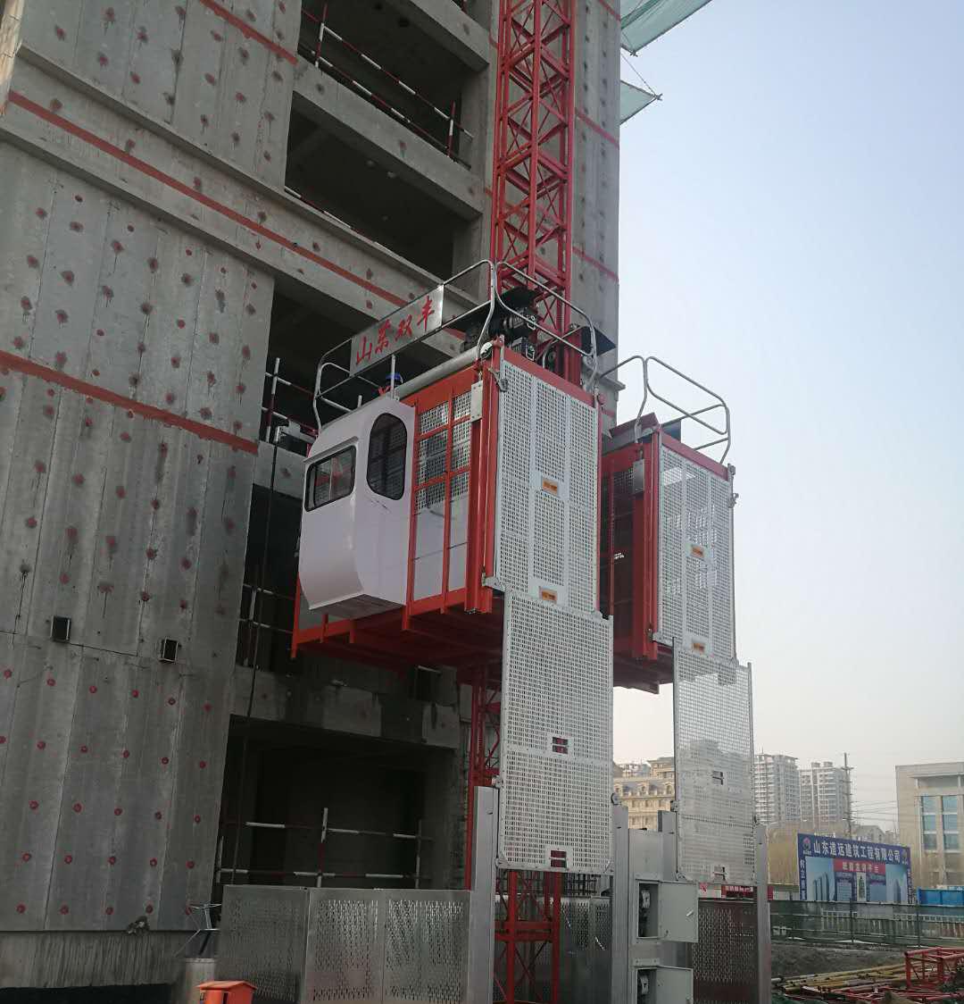 潍坊施工电梯租赁行业的发展