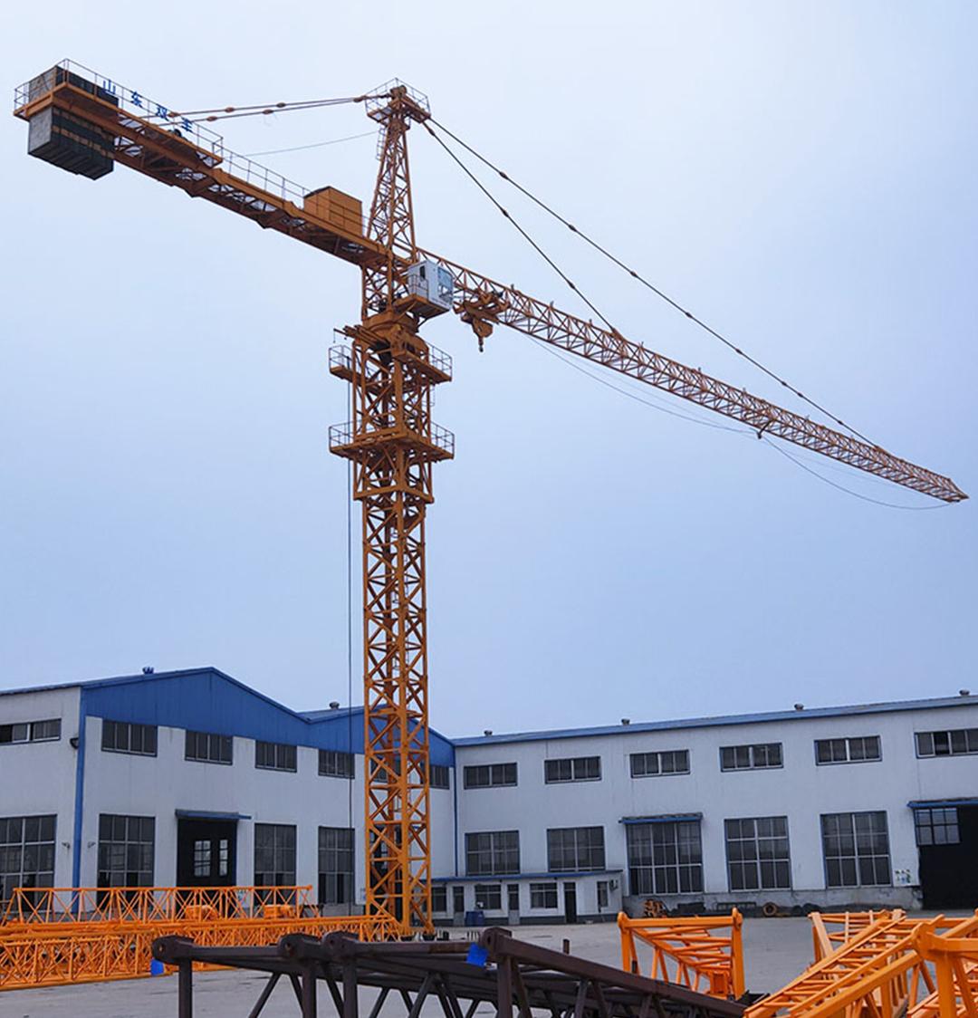 潍坊双华塔吊租赁行业现状及未来