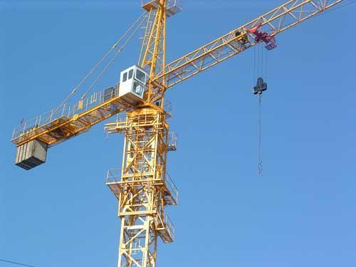 塔吊安装前要做哪些准备?