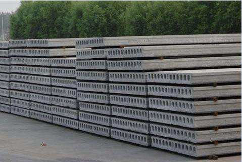 空心水泥板材
