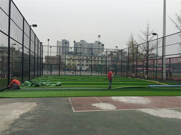 蒲江体育馆足球场