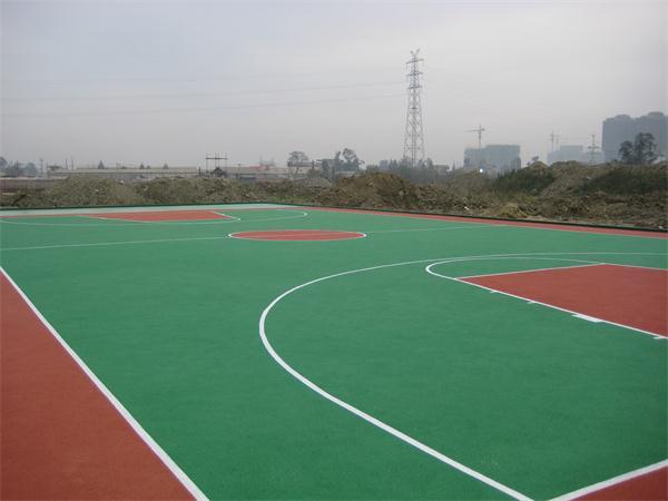 眉山攀钢厂篮球场