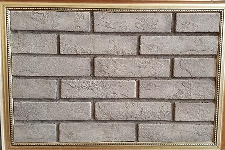 白色文化砖