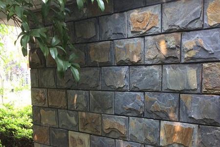 外墙文化石生产厂讲述清洗外墙文化石注意的几点