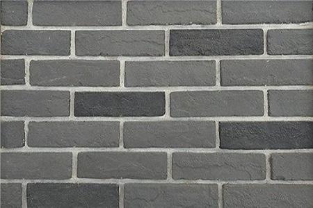 文化砖生产厂家讲述施工的工艺流程