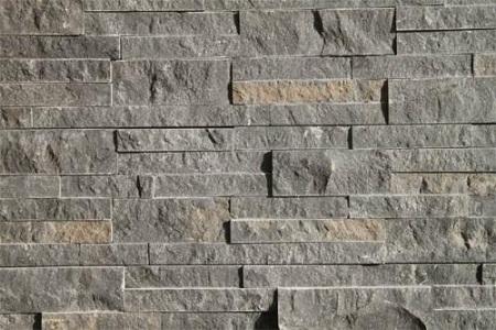 别墅文化石背景墙安装注意事项