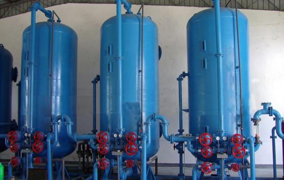 工业钠离子交换设备