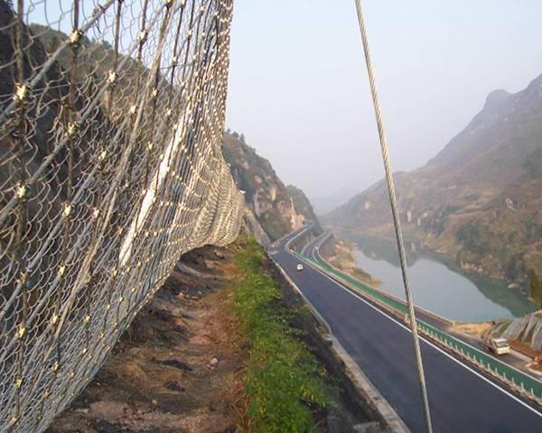 云南公路被动防护网