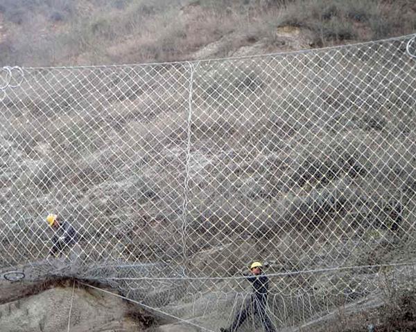 昆明被动山体防护网