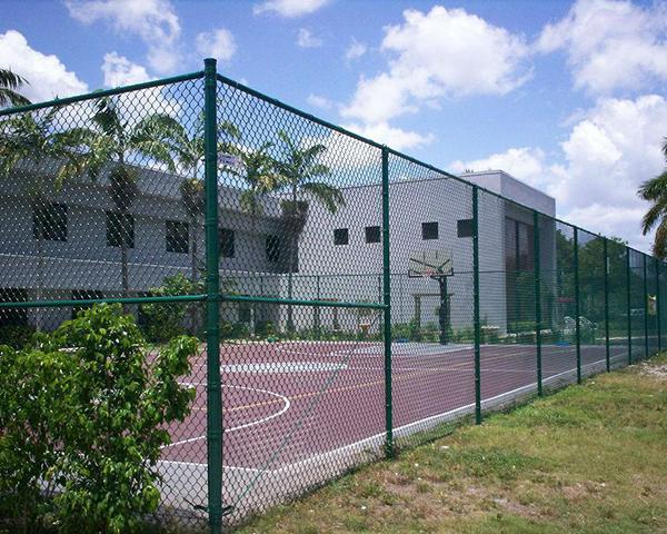 昆明篮球场围栏网