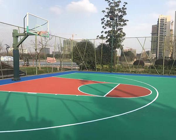 玉溪篮球场围栏网
