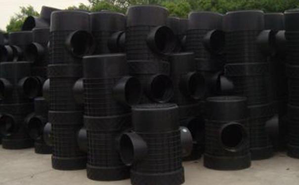 加强筋塑料检查水井