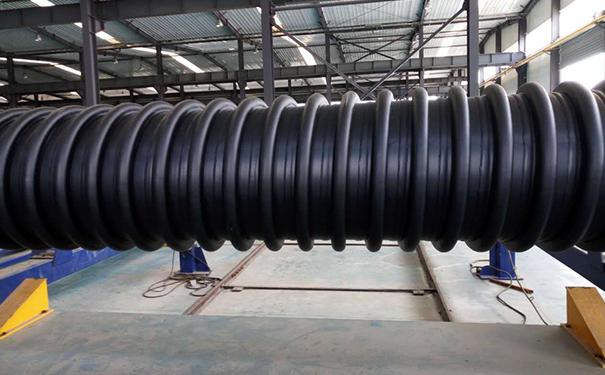 缠绕结构壁管(克拉管)