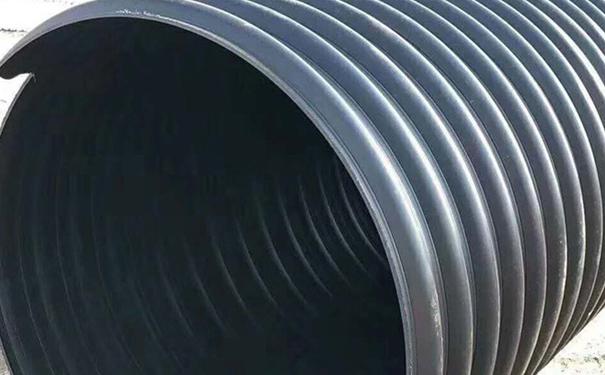 增强聚乙烯螺旋波纹管